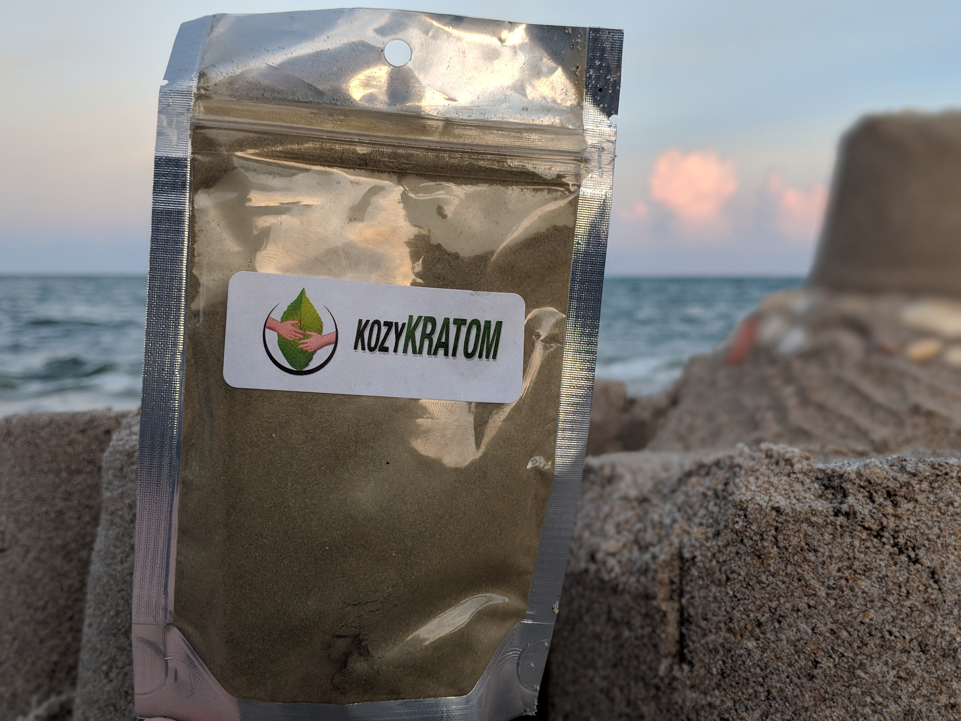 Buy Pink Vein Og bali Kratom powder