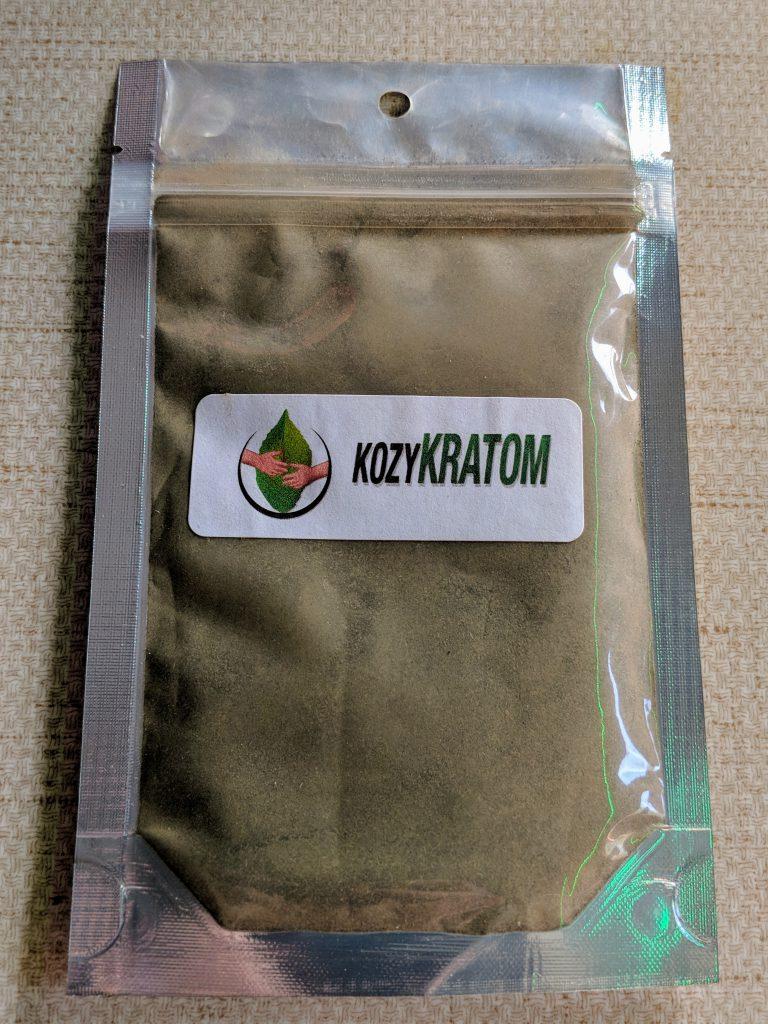Buy Green Vein Elephant Kratom powder